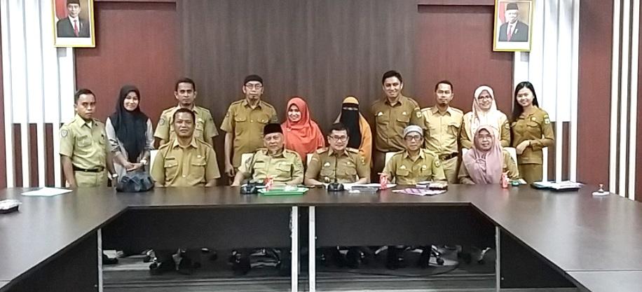 DPRKP2 Luwu Utara Gelar Studi Komparatif di Sambut Apresiasi Dinas Perkim Palopo dan Dinas Tarkim Lu